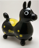 Rody Pony: Black