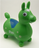 Rody Pony: Green