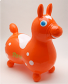 Rody Pony: Orange